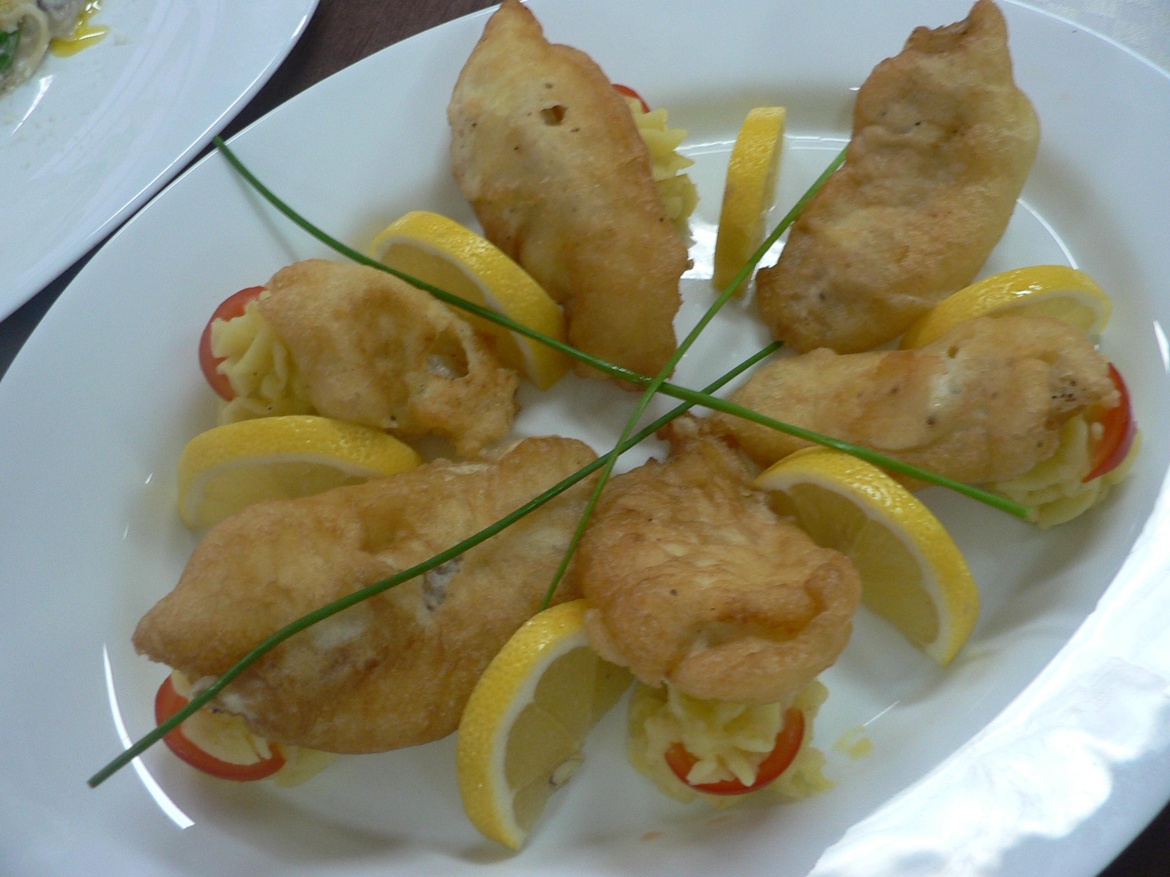 риба орли